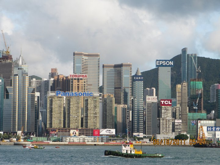 My love affair with Hong Kong